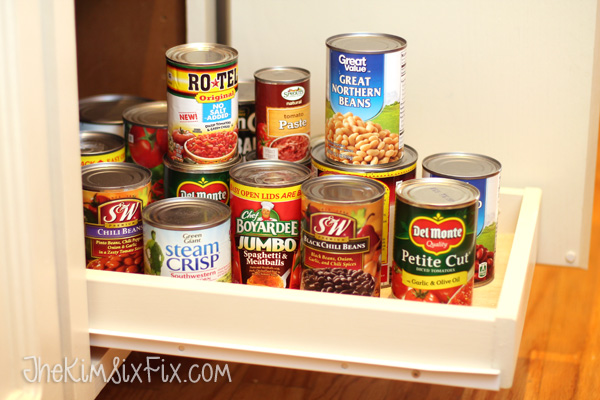 Making chili with canned beans