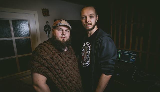 Sako ja Heikki Vihersalo, kuvaaja: Ville Nisunen 2021