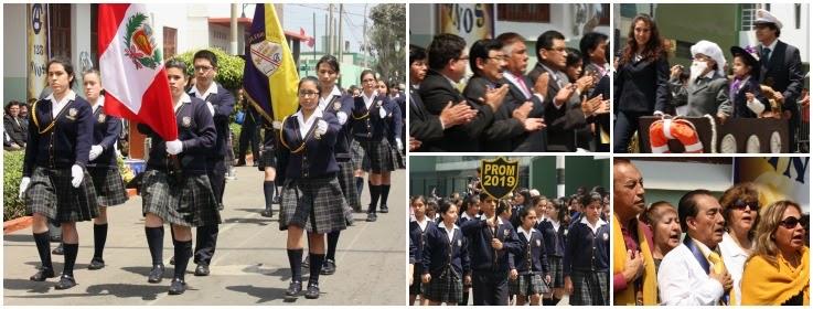 COLEGIO AMÉRICA CELEBRA 123 AÑOS DE FUNDACIÓN