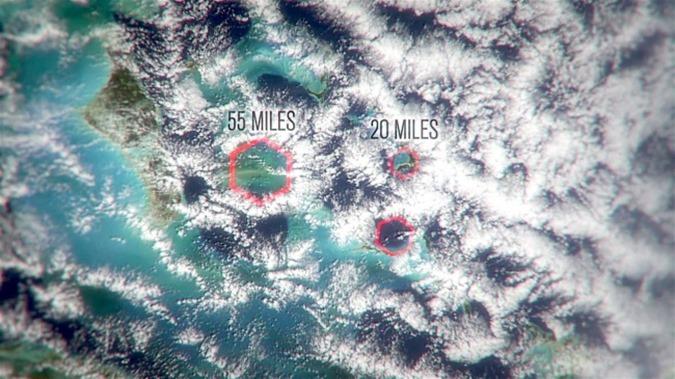 Os cientistas finalmente agravaram o grande mistério do triangulo das Bermudas 02