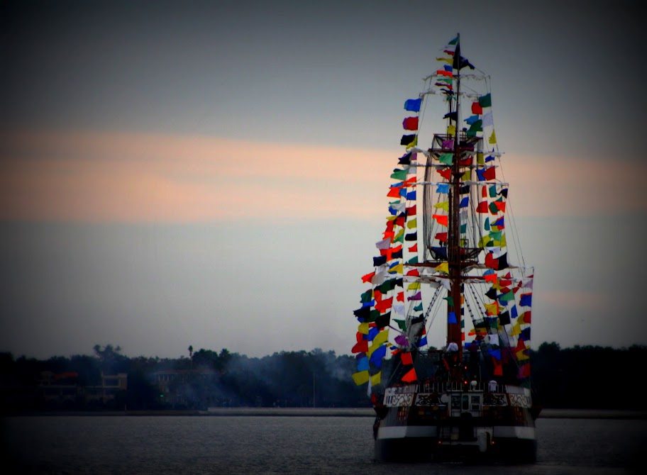 Gasparilla and The Great Bead Booty