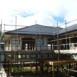 Residential Scaffolding - Construction