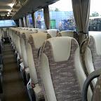 Het interieur van De VDL futura classic van Pouw vervoer bus 34
