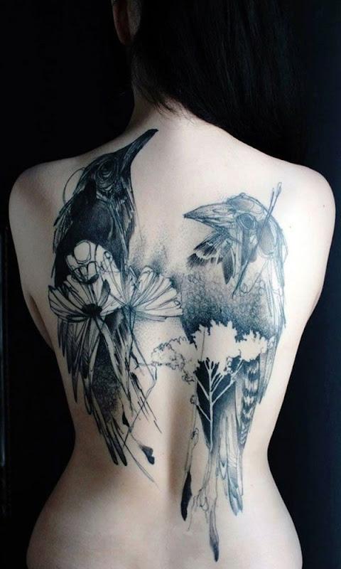 pssaro_esboço_de_tatuagem