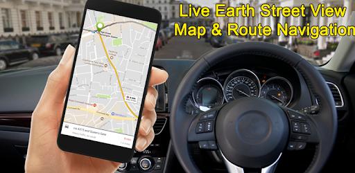 karta earth Live Street View Navigation Map: Satellite Earth   Apps on Google Play karta earth