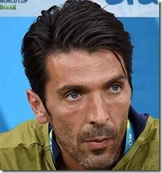 Soccer Player Haircut Gianluigi Buffon