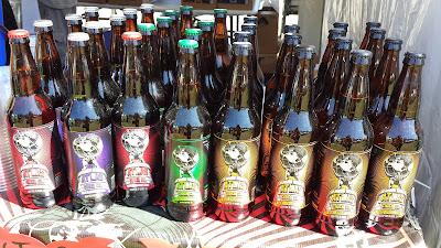 Atlas Cider Co ciders in bottles