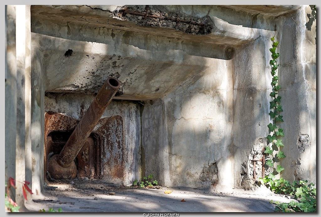Geschut, Fort Eben Emael, John Hoenen
