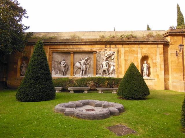 Jardín de los Reyes Caudillos