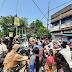 झाझा : लॉकडाउन के बावजूद बाजार में लोगों की भारी भीड़, सरकारी नियमों का हो रहा उल्लंघन