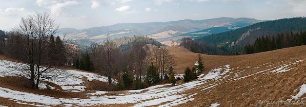 Photo: Panorama z pod Wysokiej