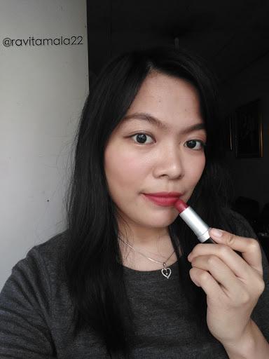 revlon lipstick matte