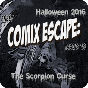 comix escape halloween 2016 android apps on google play