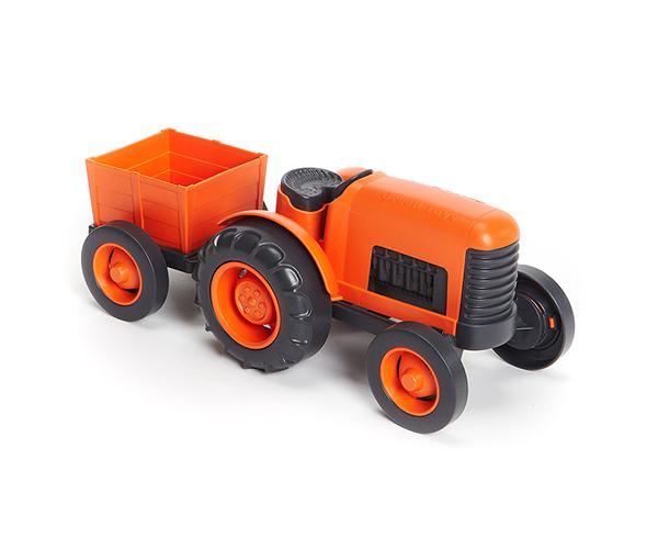 Contenido de Green Toys® Tractor