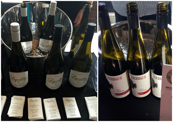Liquidity wines and some of the many Riesling from Synchromesh