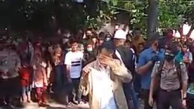 Pandangan Pater Tuan Kopong MSF Terkait Makna Simbolik Tangisan Dan Air Mata Pak Jokowi