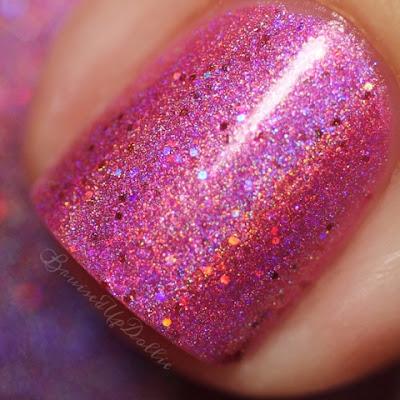 Colors by Llarowe Pretty in pink macro