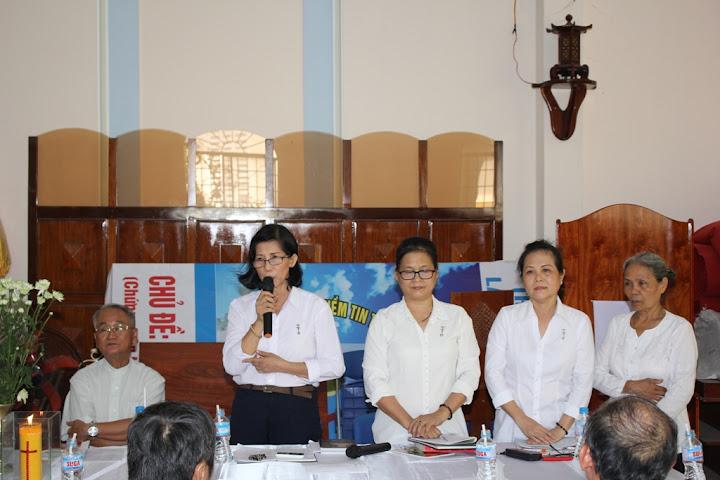 Ra mắt Ban Quản Trị Curia Tuy Hòa 1 nhiệm kỳ 2016 - 2019