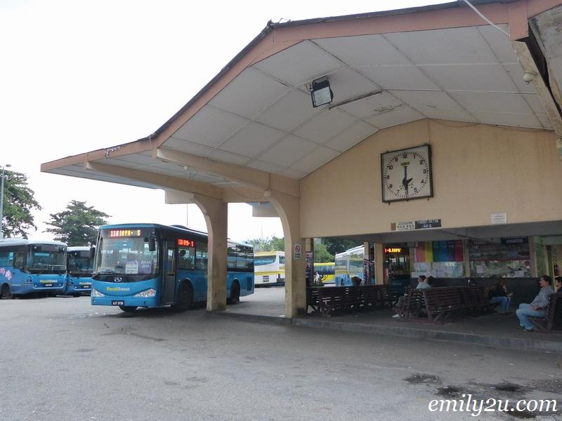 Medan Kidd / Perak Transit Buses & Routes