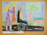 Bazsó Noémi is nyert rajzával.JPG