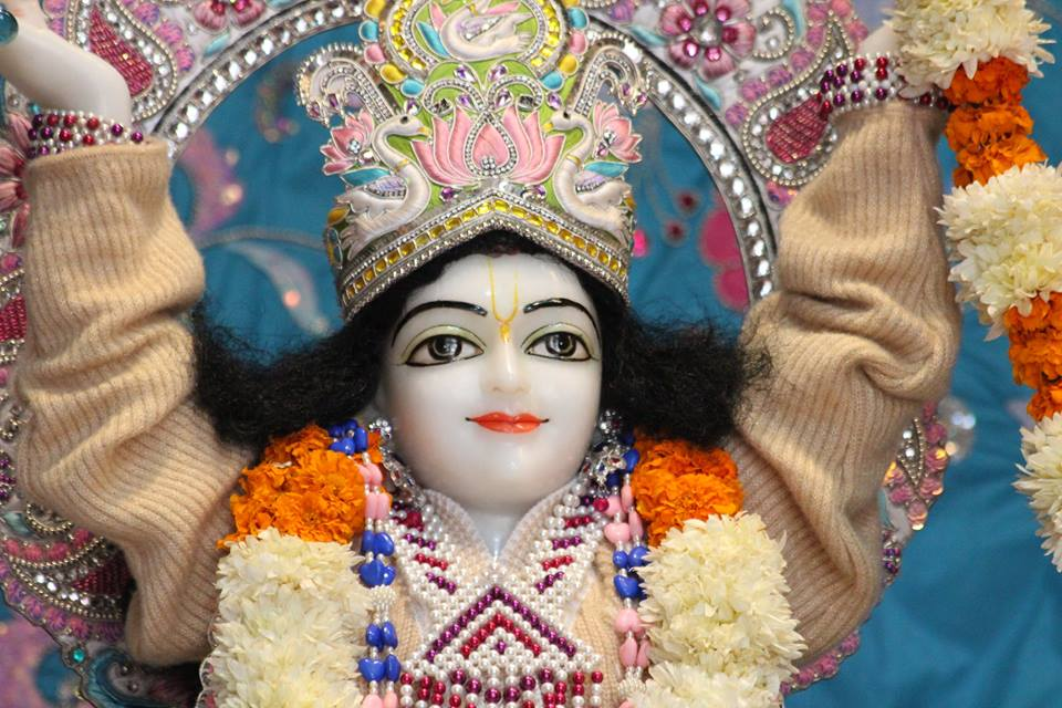 ISKCON Kanpur Deity Darshan 17 Dec 2015 (12)