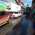 RUAS DO CENTRO DE MANAUS COMEÇAM A SER ATINGIDAS COM CHEIA DO RIO NEGRO