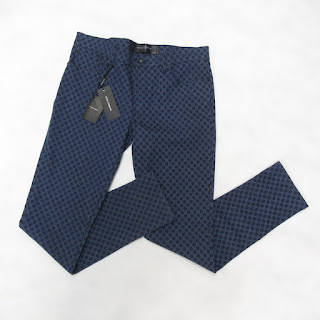 Dolce & Gabbana NEW Blue Polka Dot Jeans