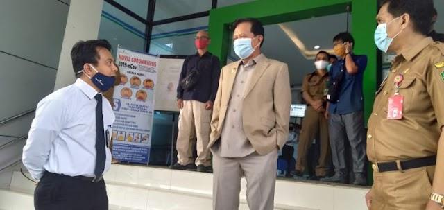 Masih Pandemi, Bank Kalsel Bantu APD Rp40 Juta untuk Tapin