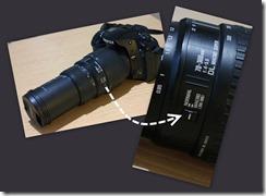 My sigma telephoto macro lens