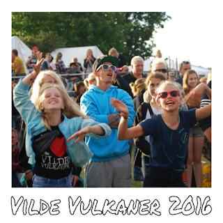 Vilde Vulkaner 2016