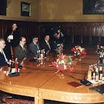 217-Antall József fogadja a határon túli magyarok képviselőit 1992.jpg