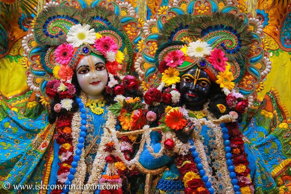 ISKCON Vrindavan Deity Darshan 03 jan 2017 (9)