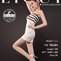 LiGui 2014.11.26 网络丽人 Model 可馨 [34P] cover.jpg