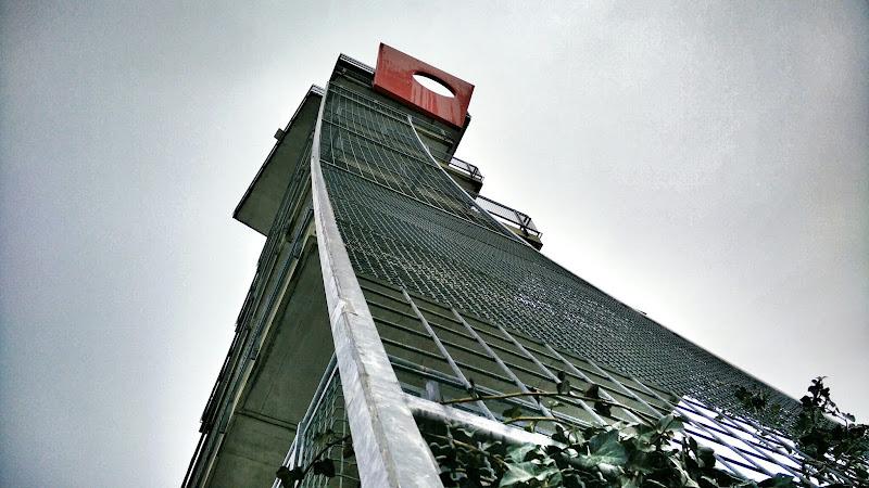 Der Aussichtsturm am Cottbuser Ostsee