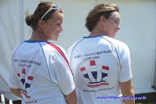2009-La saison de l'équipe de France d'aviron