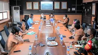 Kabar Bahagia, Pihak Changsin Depan Bupati & Wakil Bupati Karawang Sebutkan Bakal Ada Perekutan Tenaga Kerja