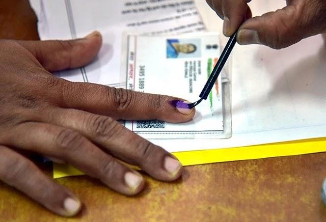 भिलवडी ग्रा.पं.करीता मोठ्या चुरशीने मतदान संपन्न