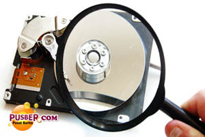 Cara mengembalikan data dan file yang terformat