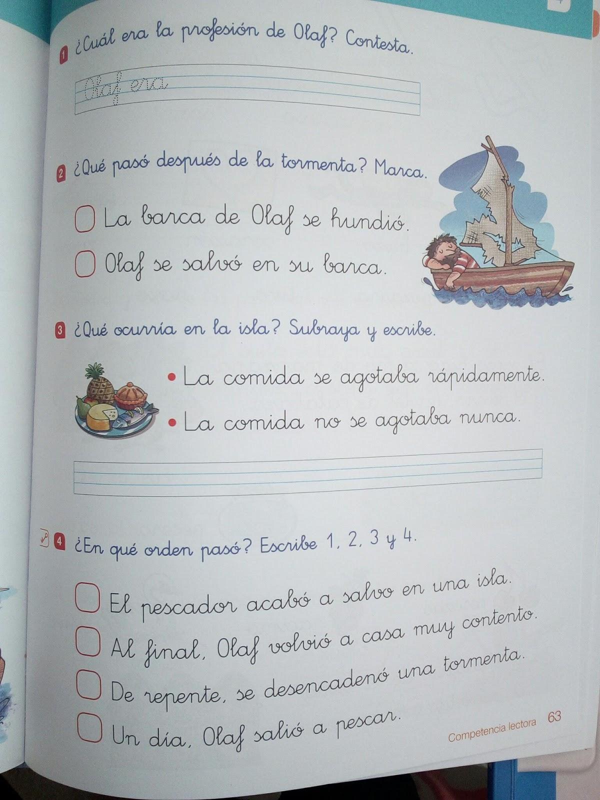 Clase de la seño Montse: Hoy en matemáticas hemos corregido los ...