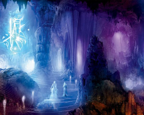 Dream Of Magick Landscape, Magical Landscapes 6