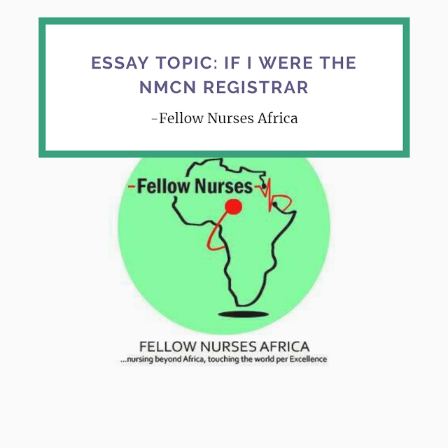 Fellow nurses essay contest