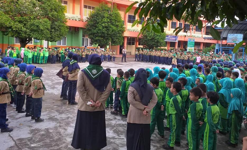 Sekolah SD, SMP, SMA Muhammadiyah Tanjung Sari Medan
