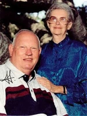 Bispo JB Lambeth & Mis. Wanda Louise Lambeth