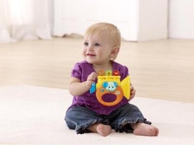 Đồ chơi Kèn Vtech Toot-Toot Trumpet cho bé trên 6 tháng tuổi