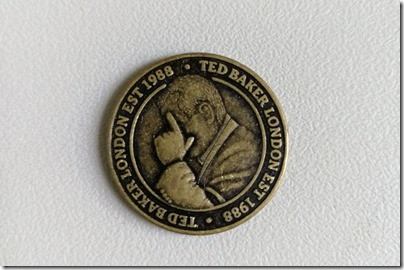 Ted Baker Harvys Bifold Wallet