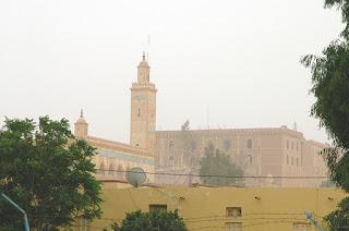 Il a bâti, entre autres, la mosquée Essafah de Laghouat: Giacomo Molinari, architecte italien musulman