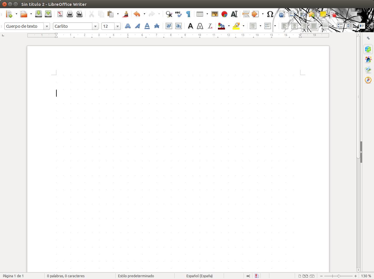 crear un formulario pdf con writer de libreoffice el atareao