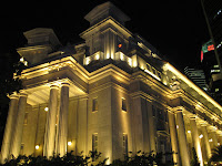Fullerton Hotel - Downtown Singapore