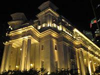 Fullerton Hotel - Downtown Singapore