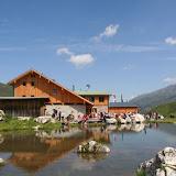Zubau Lizumerhütte